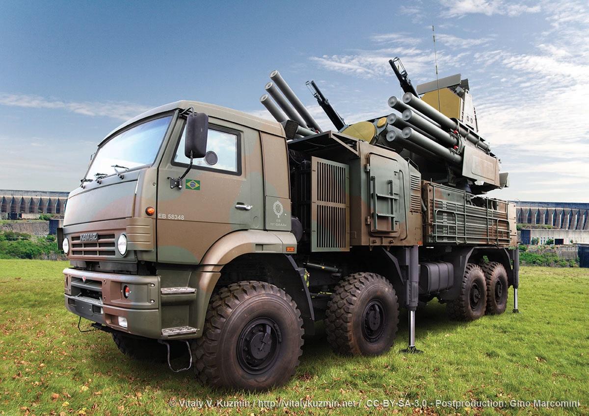 As estratégias de exportação do armamento russo