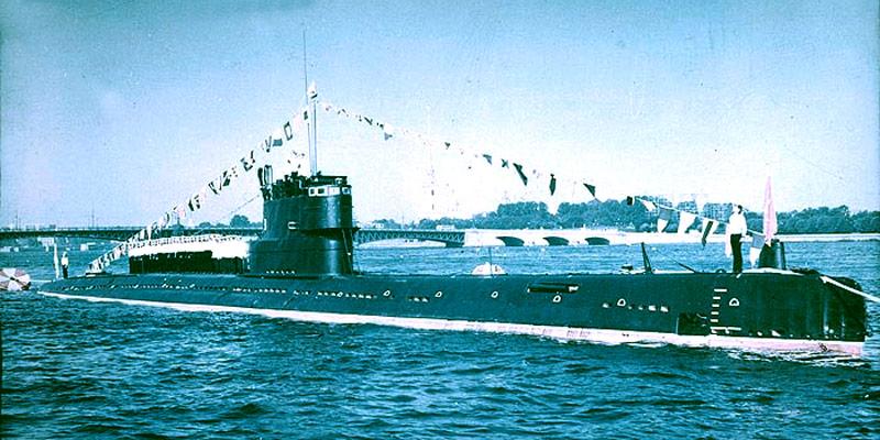 Подводная лодка С-338 пр.613