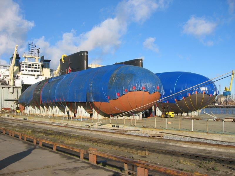 подводници пр.877ЭКМ / 636