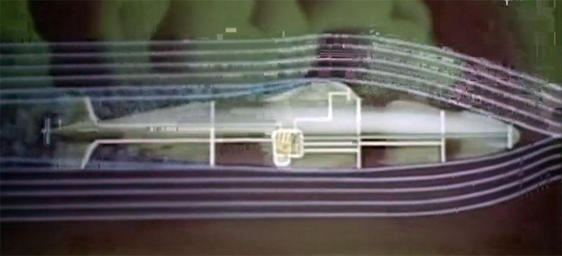 средняя подводная лодка