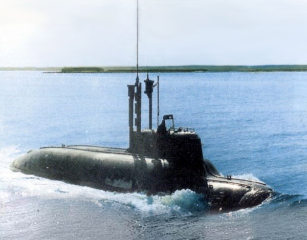 Специальные подводные лодки россии