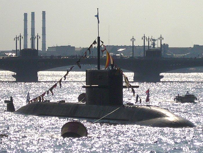 Submarine Market