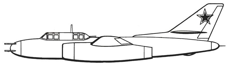рисунок ударного самолета ...: militaryrussia.ru/blog/index-48.html