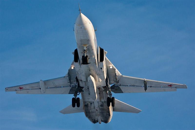 Система предупреждения о нападении су-24