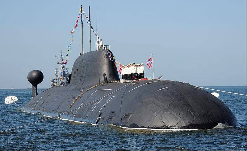 """Хорошие новости с атомного подводного крейсера """"Магадан"""""""