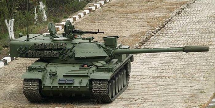 А так ли стар, средний танк семейства Т-5X... - Военная техника ...
