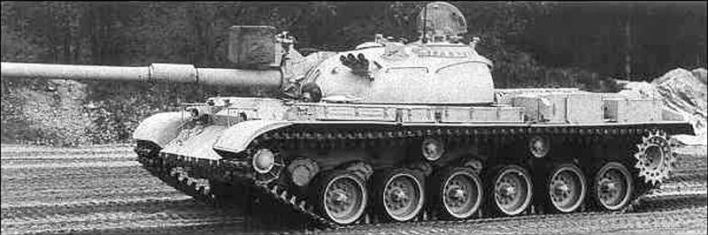 Ли стар средний танк семейства т 5x