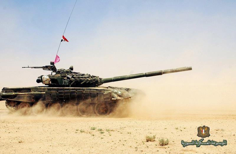 Танк т 72ав вооруженных сил сирии фото