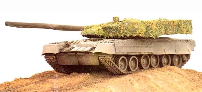 Объект 640 / Черный орел | MilitaryRussia.Ru — отечественная ...