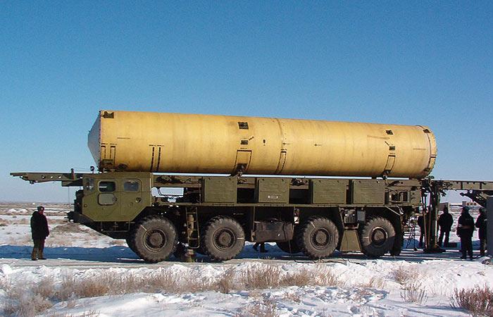 Россия успешно испытала гиперзвуковую противоспутниковую ракету