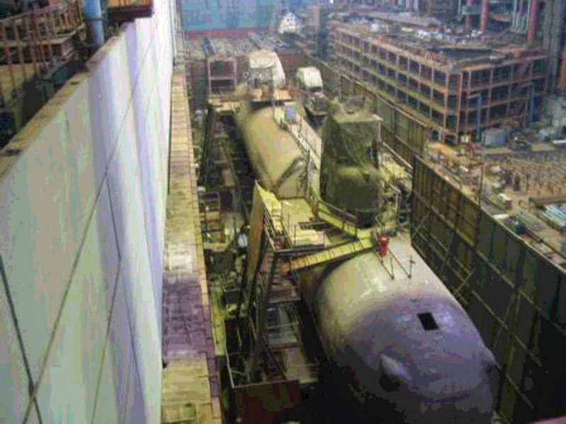 подводные лодки проекта 10831 калитка