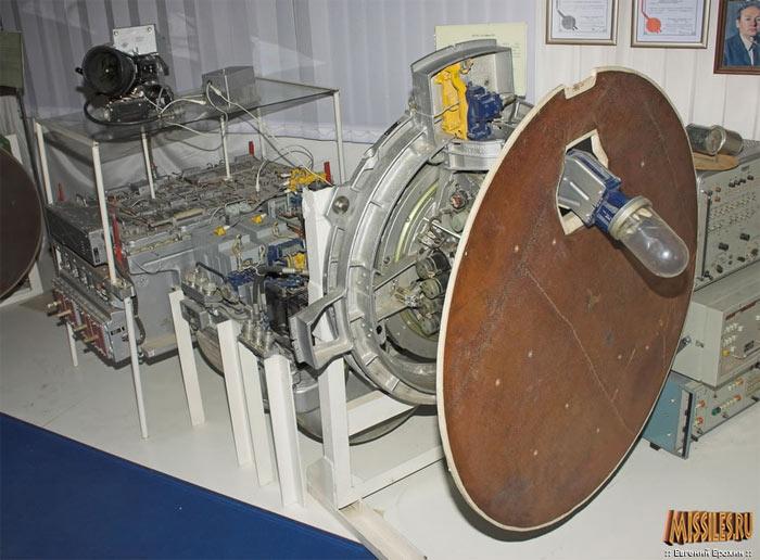 """РЛС """"Сапфир-25"""" в Музее НИИ"""