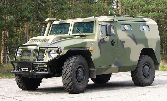 Прототип тигра м 2009 г http milindcom ru