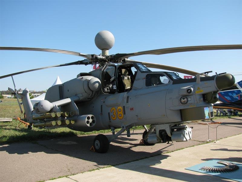 Вертолет Ми-28Н - прототип