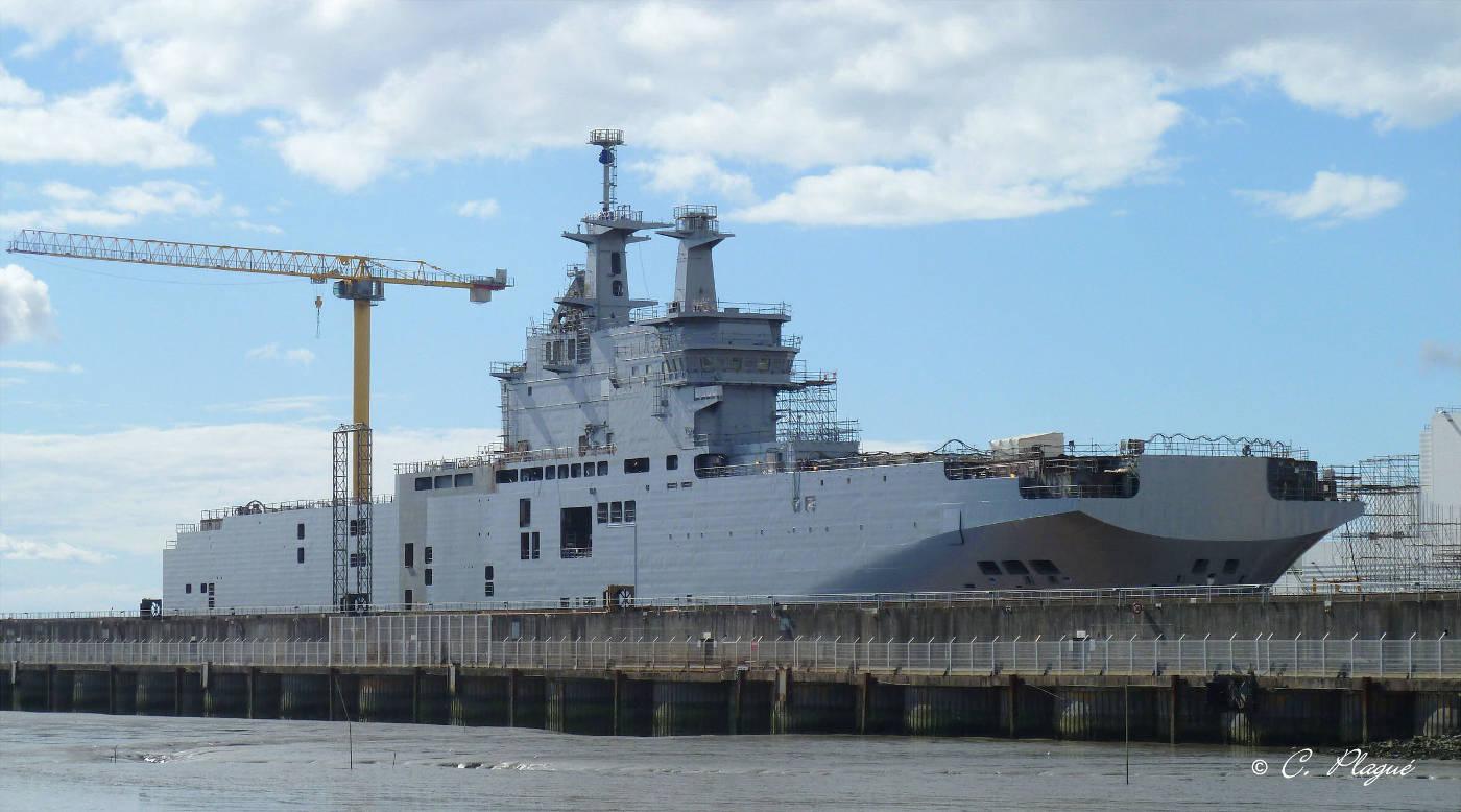 Десантный вертолетоносный корабль