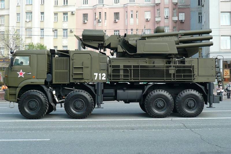 Универсальный «солдат»: секрет ЗРПК «Панцирь-С1»
