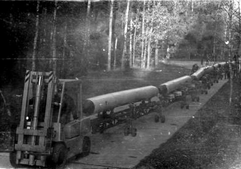 Soviet Cruise/Ballistic Missiles Zi9vm