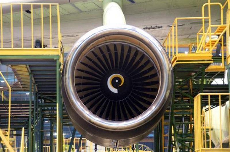 Двигатель ПС-90А-76.