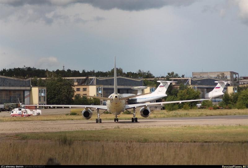 Разведчик Ту-214Р может стать очередной жертвой кампании против российского авиапрома.