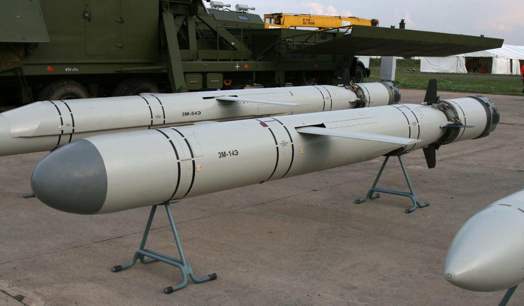 Дальность полета новейшей ракеты «Калибр» увеличат вдвое